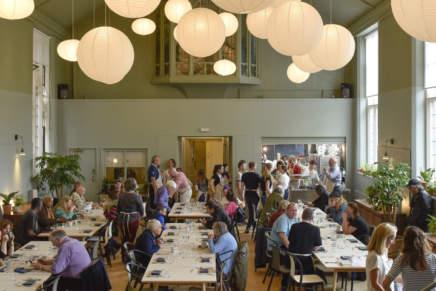 A Parigi apre il nuovo Refettorio di Food for Soul, l'associazione fondata da Massimo Bottura