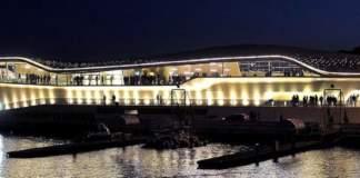 Stazione marittima Zaha Hadid Salerno