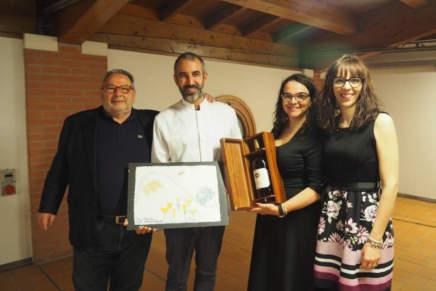 Mario Buffo vince il Premio Maculan per il miglior abbinamento piatto salato – vino dolce