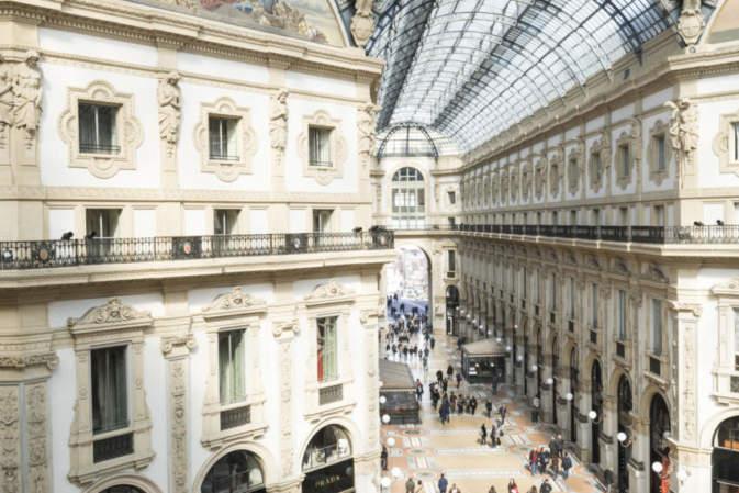 Come ho trasformato il salotto di Milano
