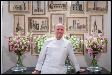 Londra: Heinz Beck firma il menu del nuovo ristorante Beck at Brown's di Rocco Forte