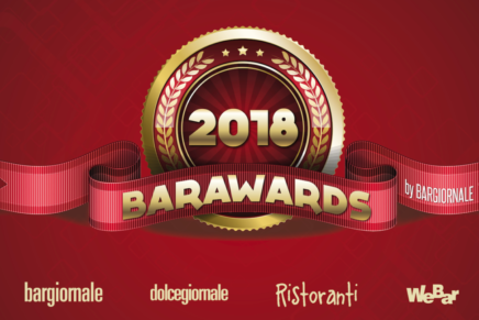 Barawards 2018 al via: aperte le candidature