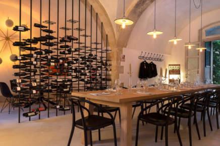 Bistro Manna: vintage e design nell'ex cantina barocca