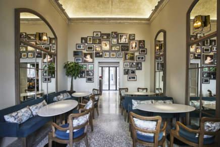 Milano: Apre Paper Moon Giardino. Format studiato per business lunch e cene romantiche