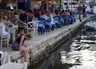 ristoranti al mare - estate