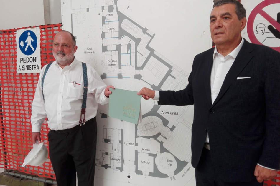 Identità Milano, apre a settembre il ristorante di Paolo Marchi e Claudio Ceroni