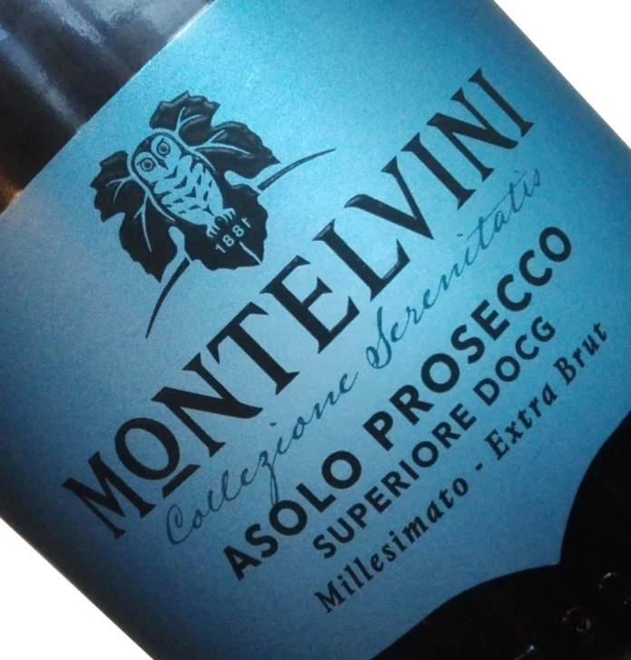 Asolo Prosecco superiore Docg Extra Brut 2017, Montelvini