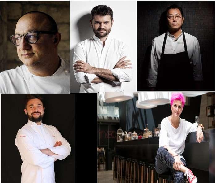 Chef Parade gennaio 2019