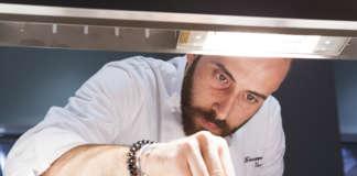 Lo chef Giuseppe Torcasio, sesto finalista seleziionato dal voto popolare online