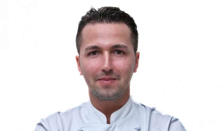 Sous chef Fabrizio Gagliardi
