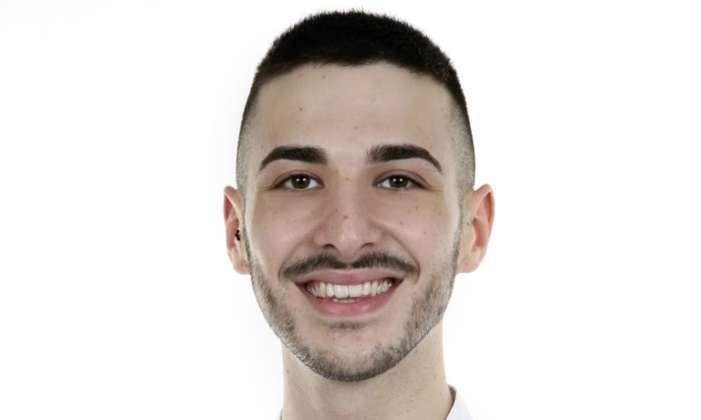 Chef de partie Davide Marzullo