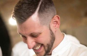 Chef Giuseppe Milana