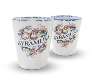 Bicchieri Syramusa