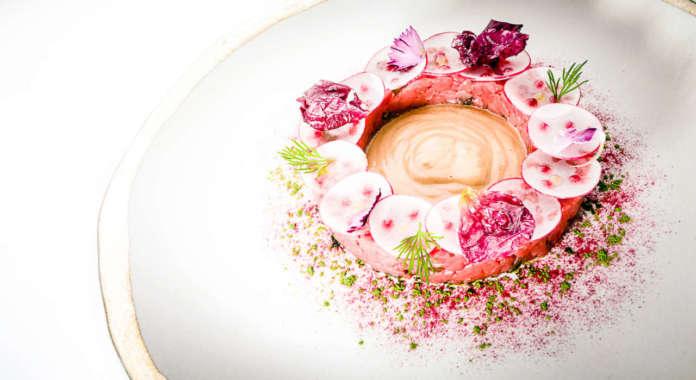 Flower power, fiori nel piatto