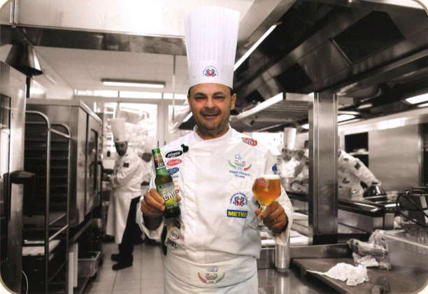 Chef Angelo Giovanni Di Lena
