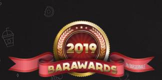 Barawards Vota Locali e professionisti
