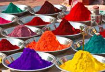 l'uso dei colori al ristorante