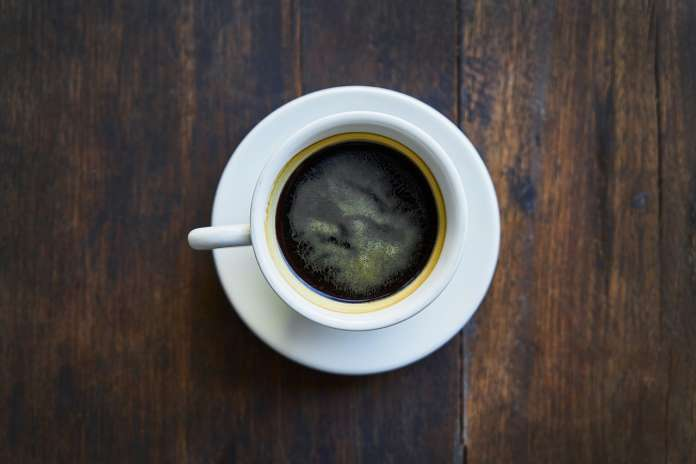 sentore di rancido nel caffè