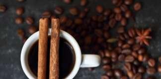 caffè e spezie