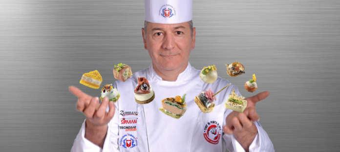 Chef in punta di dita