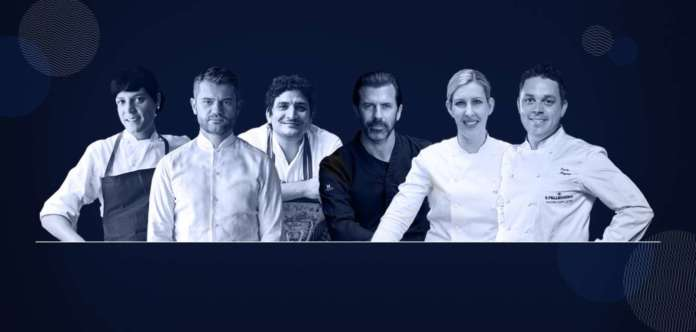 S.Pellegrino Young Chef Academy Monitor 2021