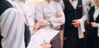 organigramma ristorante