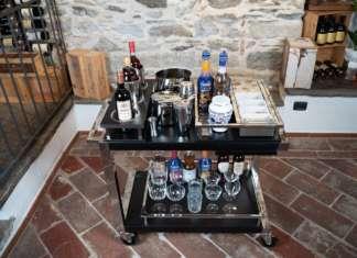#cocktailalristorante carrello cocktail