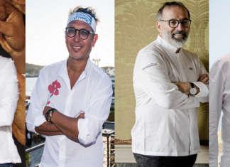 Chef Parade luglio 2021